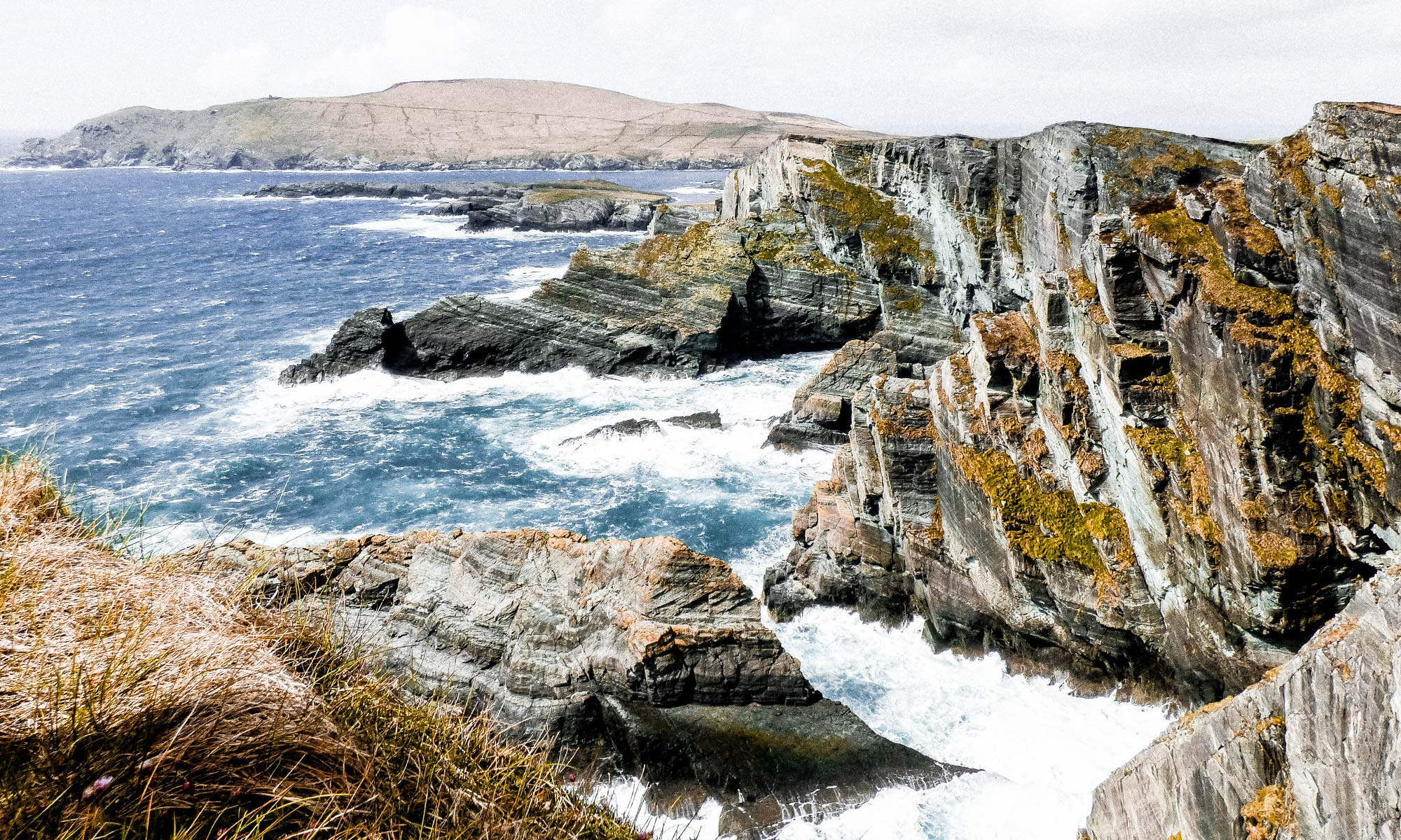Kerry's Most Spectacular Cliffs: on of the 6 fun things to do on the Ring of Kerry