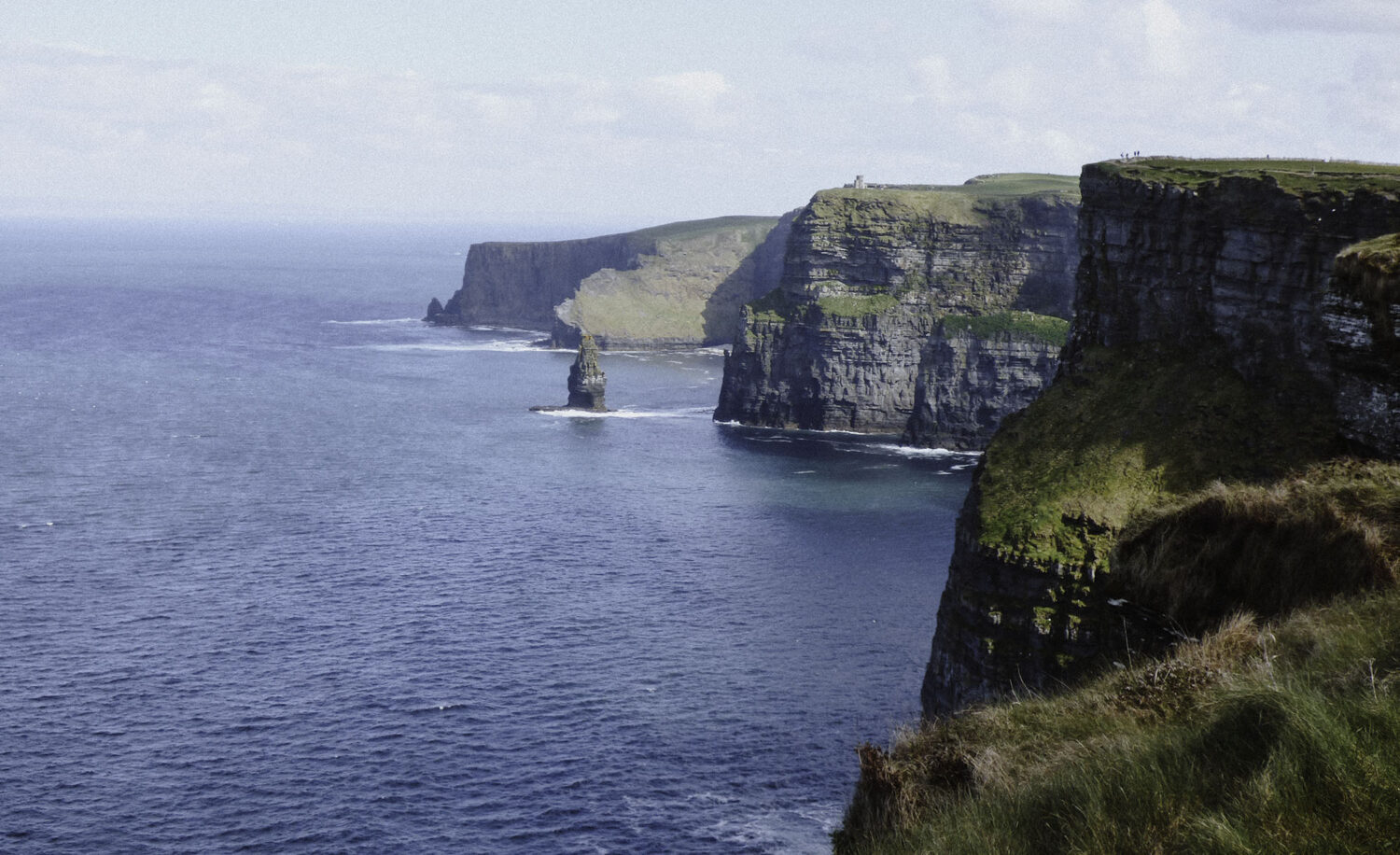 What to see in Ireland in 7 days: the Cliffs of Moher cannot be missed!